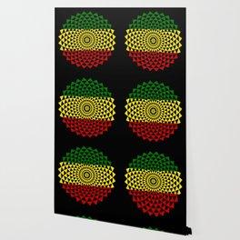 Flower of Rasta Life Wallpaper