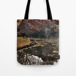 Lights and colors Tote Bag