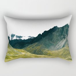 Serenity in Peru Rectangular Pillow