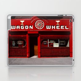 Wagon Wheel Bar, San Francisco Laptop & iPad Skin
