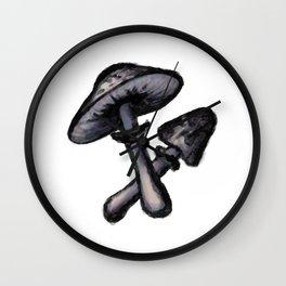 Fungi - Katrina Niswander Wall Clock