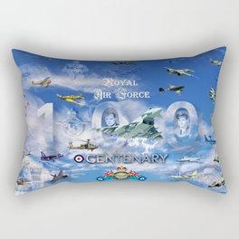 FUSION OF FLIGHT Rectangular Pillow