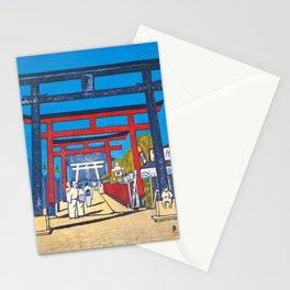 Anamori Inari Temple - Digital Remastered Edition Stationery Cards