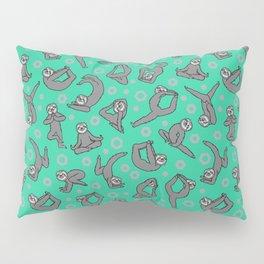 Sloth VS Yoga Pillow Sham