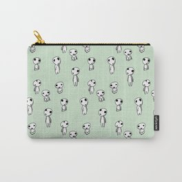 Kodama Party (Green) Carry-All Pouch