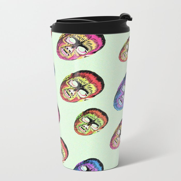 Gods and monsters Metal Travel Mug