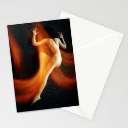 Cozmogonizm Series #48, Color Film, Analog, Art Photo, NUDE Stationery Cards