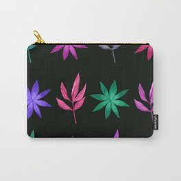 Colorful Leaves VIII Carry-All Pouch