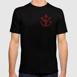 Saiyan royal symbol T-shirt