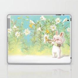 Blooming Lily Laptop & iPad Skin