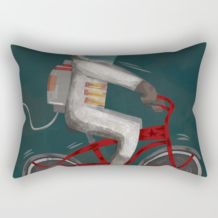 Artcrank poster Rectangular Pillow