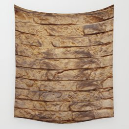 Gold Bars Wall Tapestry