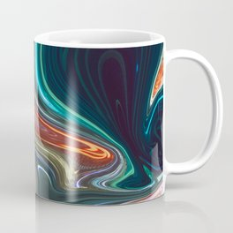 Marble Marbled Abstract Paint LXIII Coffee Mug