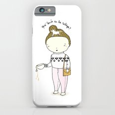 What s in your head? iPhone 6s Slim Case