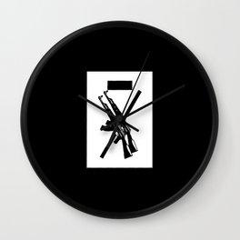 Brigada Malebolgia Wall Clock