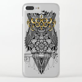 The Secret Keeper Clear iPhone Case