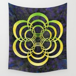 Portalattice Wall Tapestry