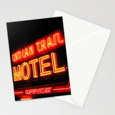 Indian Trail Stationery Cards