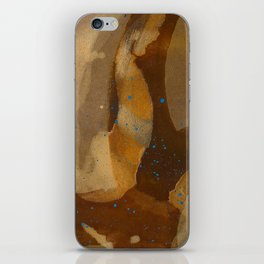 joelarmstrong_rust&gold_69 iPhone Skin