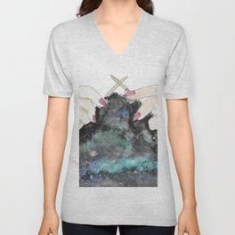 Knitting Space II Unisex V-Neck