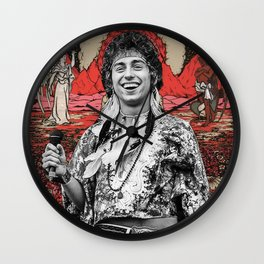 Leader of the Heavenly Army Wall Clock