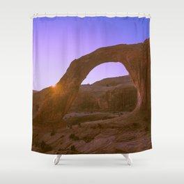 Goodnight Arch Shower Curtain