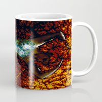 into the wild Mugs featuring Wild by Stephen Linhart