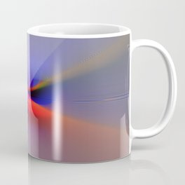 Diffused Reflection Coffee Mug