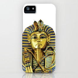 Yung Pharaoh iPhone Case