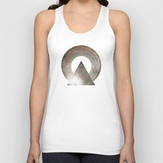 Stereo Induction Unisex Tank Top