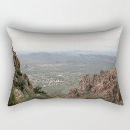 Superstition Views Rectangular Pillow