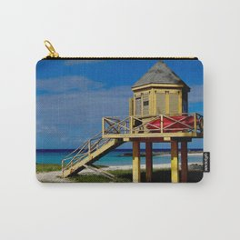 Caribbean lifeguard station Carry-All Pouch