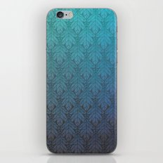 Winter Leaves iPhone & iPod Skin