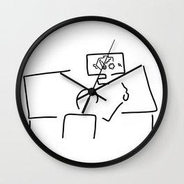 mechanical engineering engineer Wall Clock