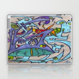 Mount Olive Laptop & iPad Skin