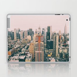 New York architecture 4 Laptop & iPad Skin