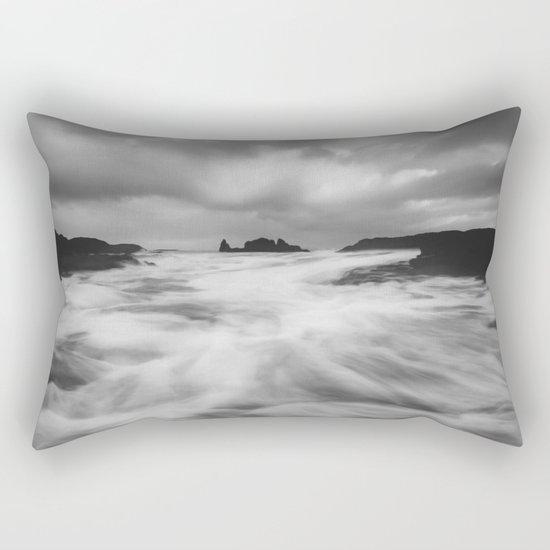 Stormy Morning Rectangular Pillow