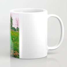 Shamrock flag Mug