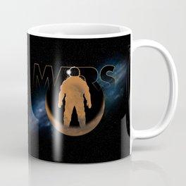 Mars (w/text) Coffee Mug