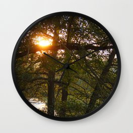 Pomme d'Or. Wall Clock
