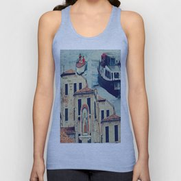 Maria, it's time to teenage riot Unisex Tank Top