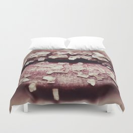 GIMME SOME SUGAR, BABY Duvet Cover