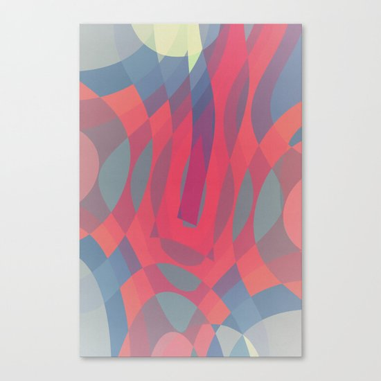 Soft Pressure Canvas Print
