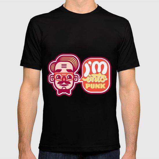I'm Into Punk T-shirt