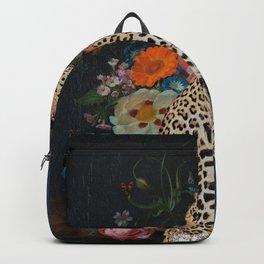 golden age leopard Backpack
