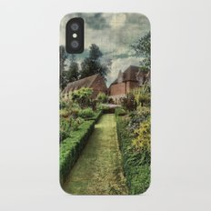 Secret Garden iPhone X Slim Case