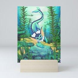 Vaporeon Mini Art Print