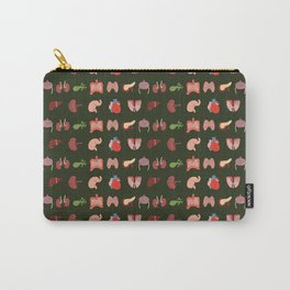 Go Organic Pattern Carry-All Pouch