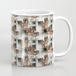 Battery Mishler Power Hoist lower section pattern Coffee Mug