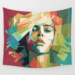 Scarlett Johansson - Mad4U Wall Tapestry